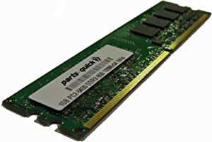 parts-quick 1GB DDR2 Memory for Dell Vostro 400, Dell Vostro 410, Dell Vostro 420 Tower, Dell Vostro A180 Tower PC2-6400 240 pin 800MHz Non-ECC DIMM RAM Brand