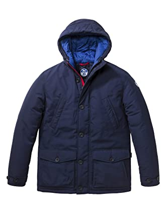 buy popular a1a16 15f07 North Sails Cardiff Parka Uomo