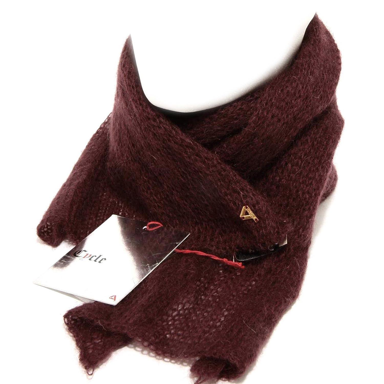 94920 sciarpa CYCLE SUPER KID MOHAIR LANA accessori uomo scarf unisex