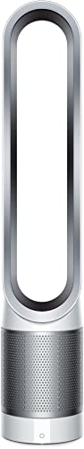 Dyson Pure Cool Link TP02 Wi-Fi Enabled Air Purifier,White Silver