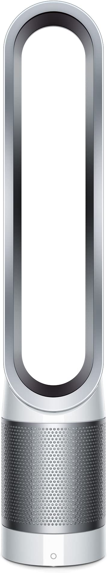 Dyson Pure Cool Link TP02 Wi-Fi Enabled Air Purifier, White/Silver