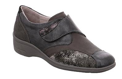Zapatos grises con elástico Rohde para mujer 8qnYeAT2