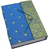 Sari Journal Notebook Large 135 x 180mm - Blue