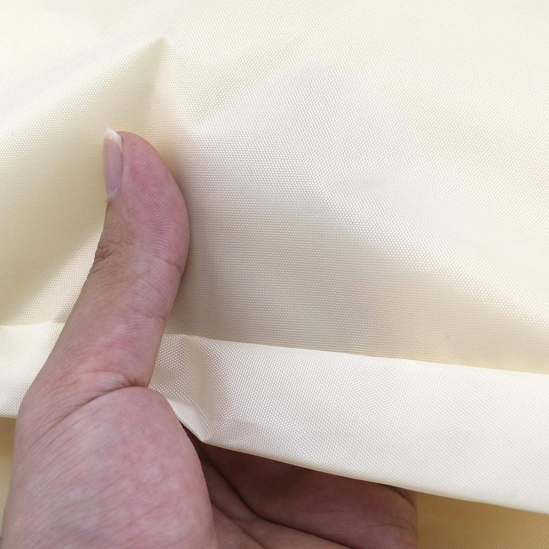 169x115cm 197 x 110 cm Copertura per Dondolo da Giardino e Amaca Beige OTOTEC 169 x 115 cm 192 x 133 cm