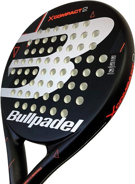 Bull padel X-Compact 2 Silver: Amazon.es: Deportes y aire libre