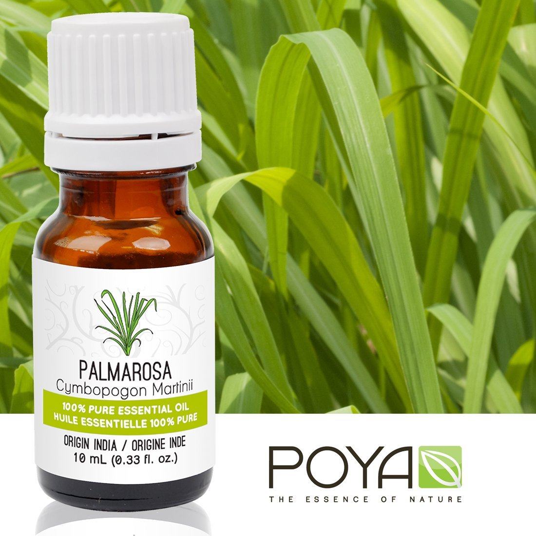 Palmarosa Essential Oil 0 33 fl Image 3