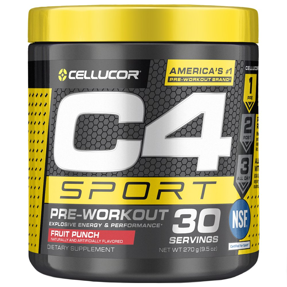 Amazon.com: Cellucor C4 Sport Pre Workout Powder Sports Hydration ...