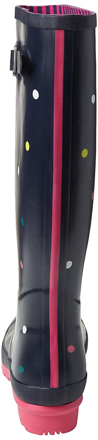 Joules Women's Welly Print Rain Boot Spot B01HTQGIXA 6 B(M) US|Multi Spot Boot f8faed