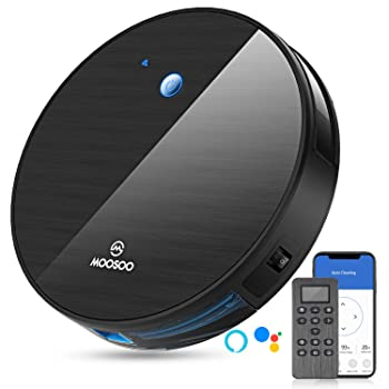 Moosoo MT501 Robot Vacuum Cleaner