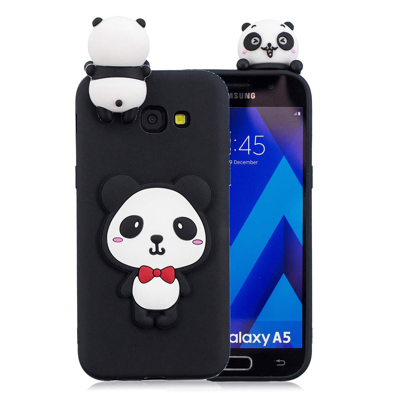 Amazon.com: for Samsung Galaxy A5 2017 (A520) Silicone Case ...