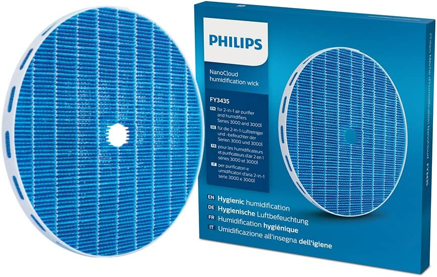 Philips 3000 series Malla de humidificación NanoCloud FY3435/30 ...