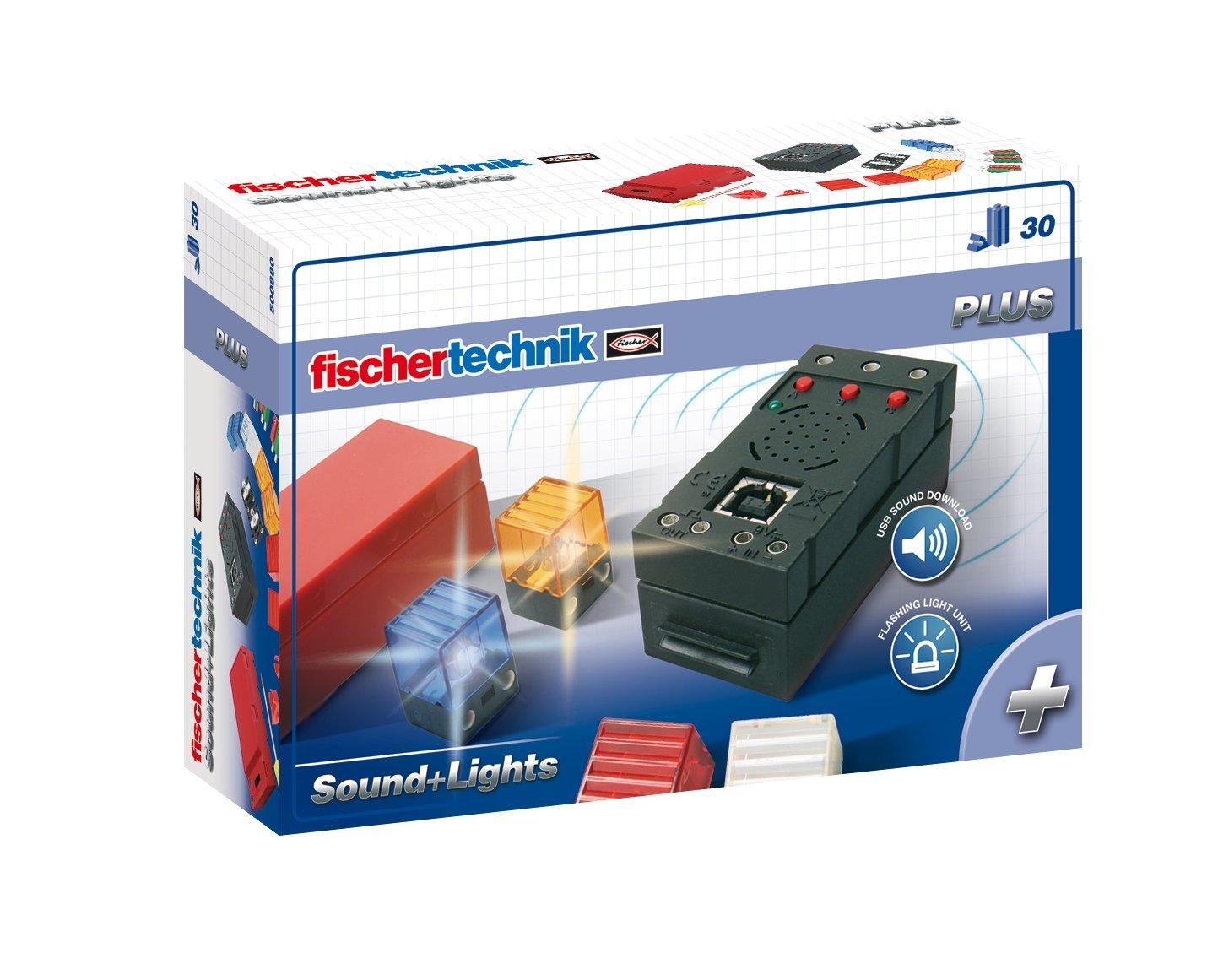 Fischertechnik 500 880 - Sounds and Lights: Amazon.de: Spielzeug