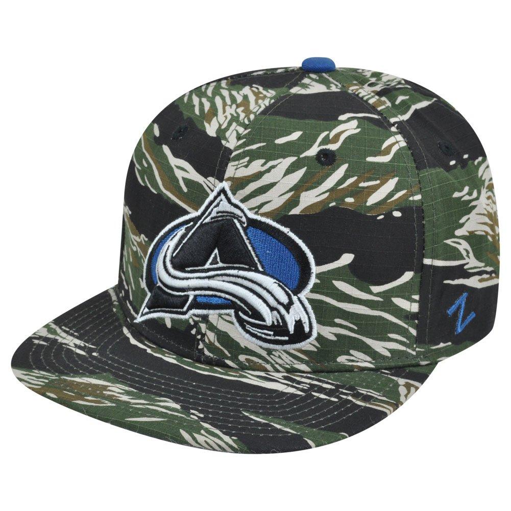 NHL Colorado Avalanche Zephyr jungla urbana fiebre gorra ajustable ...