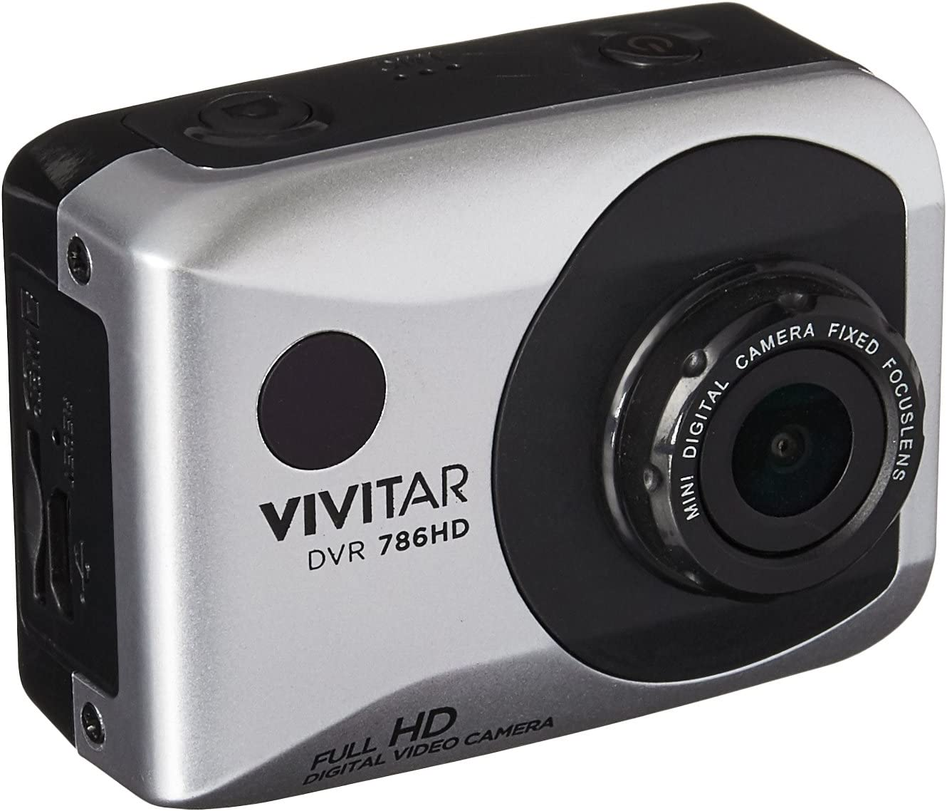Vivitar DVR786HD-SIL DVR 786HD ActionCam