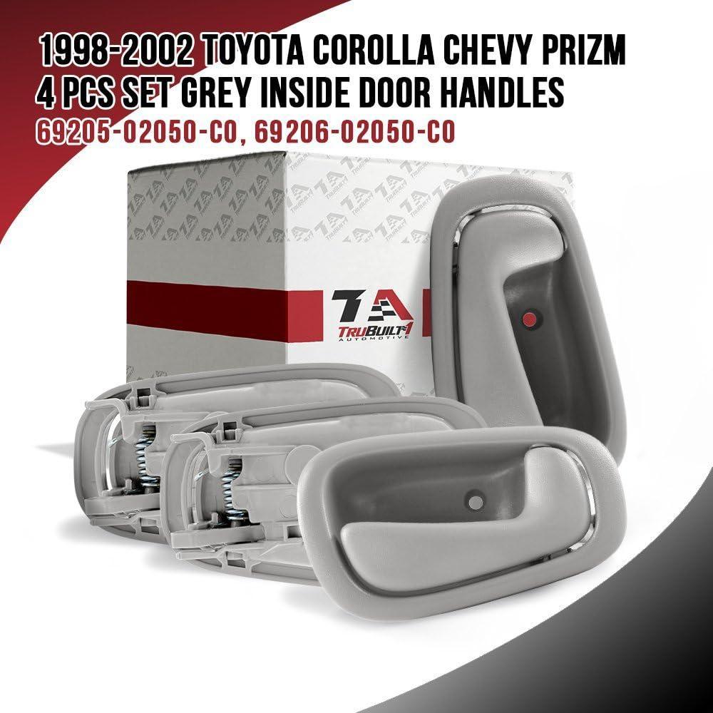 Inside Inner Door Handle Front Rear Left Right For Corolla Prizm 1.8L 6920602050