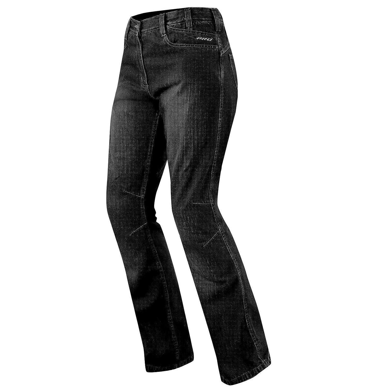 A-pro Pantalones mujer Jeans Denim CE rodillas reforzadas ...