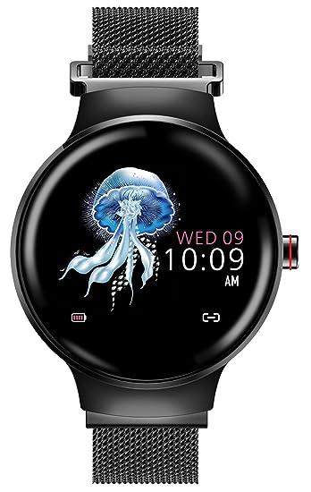 Amazon.com: Relojes inteligentes para mujeres de moda ...