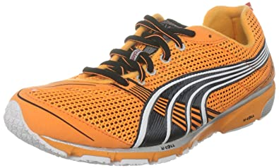 c022727a0c0cf1 Puma Men s Complete TFX Roadracer 4 Pro Orange Black White Silver Trainer  184446