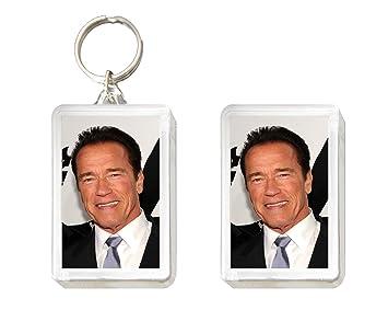 Llavero y Imán Arnold Schwarzenegger: Amazon.es: Juguetes y ...