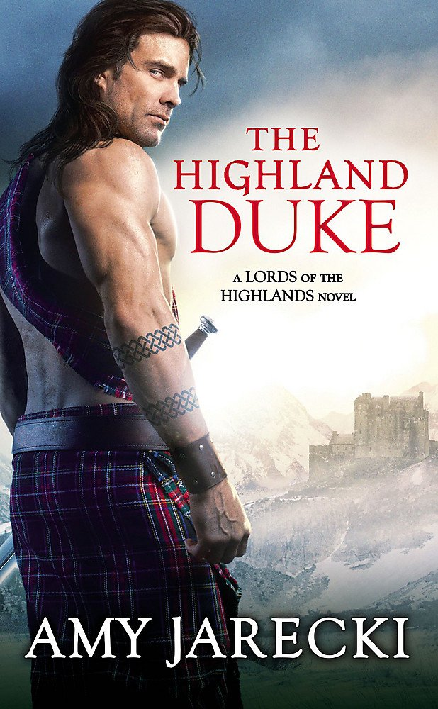 The Highland Duke (Lords of the Highlands) ebook