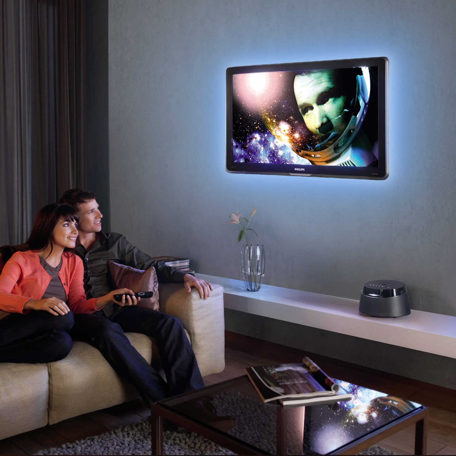 Multicolor Tv Backlight With Remote Controller Top Up Best 4k Kohree Rgb