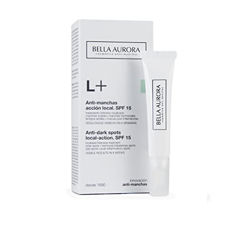Bella Aurora Crema de concentrado intensivo anti-manchas de acción local L+ con SPF15