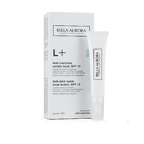 Bella Aurora Crema de concentrado intensivo anti-manchas de acción local L+ con SPF15