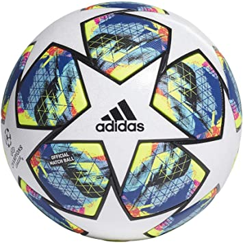 amazon com adidas finale 19 official match ball of champions league 2019 2020 sports outdoors adidas men s soccer champions finale official match ball