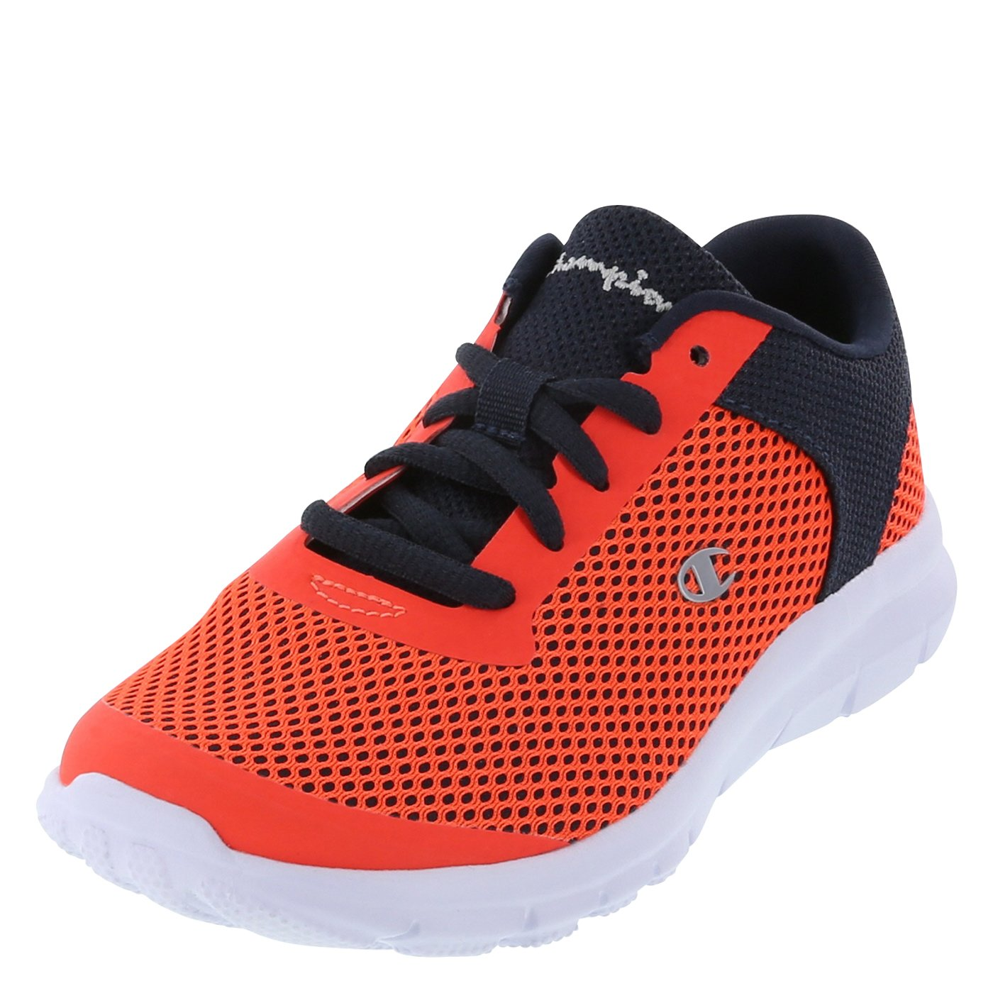 Champion Orange Navy Boys' Performance Gusto Cross Trainer 3.5 Regular