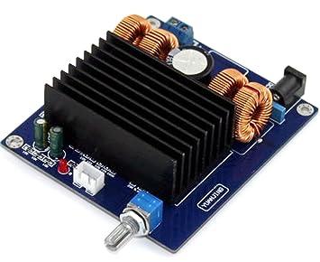 tda7498 150 W Amplificador Clase D Amplificador Subwoofer tarjeta W/dc18 V hasta dc32 V