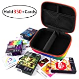 Case Compatible for UU Base Game, Legends/ Dragons/ NSFW All Expansion Pack, Fits up to 350 Cards. Includes 2 Removable