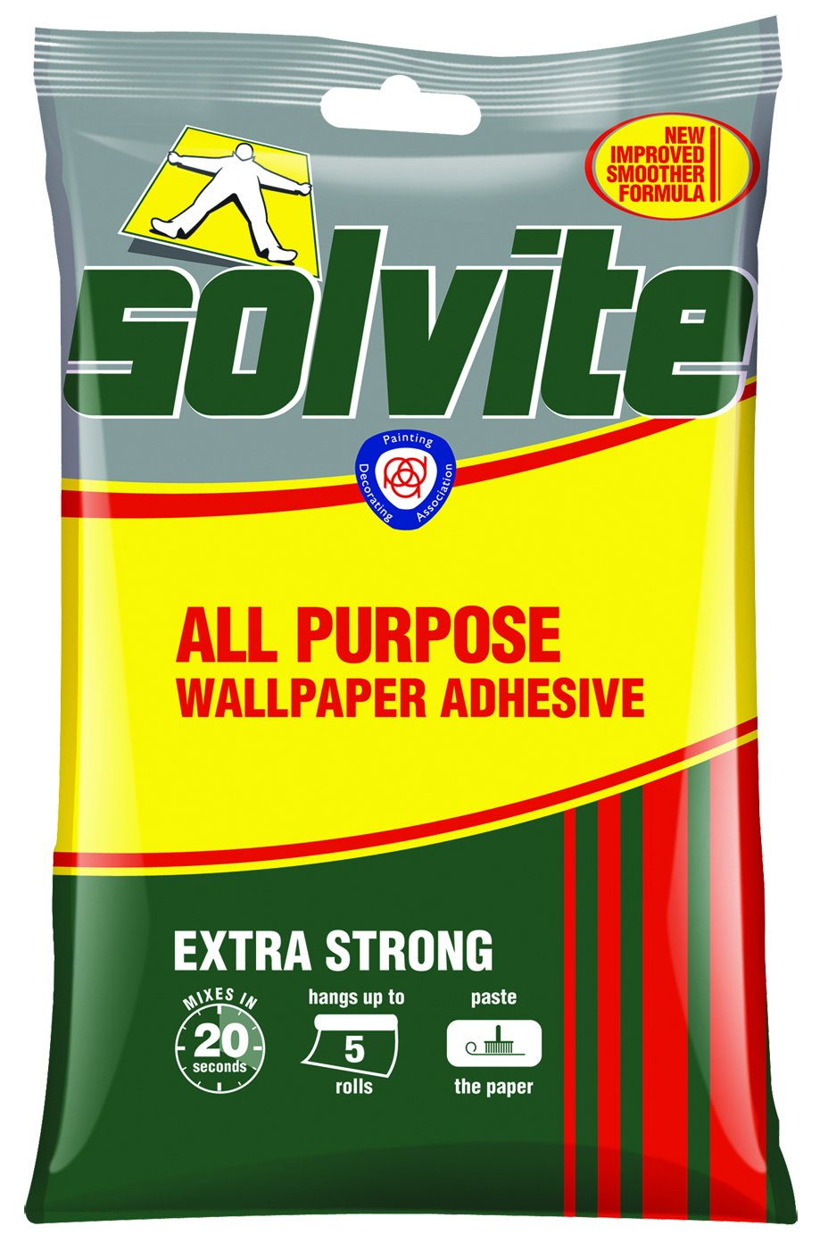 Solvite All Purpose 5 Roll Sachet Ref 1591219 Henkel