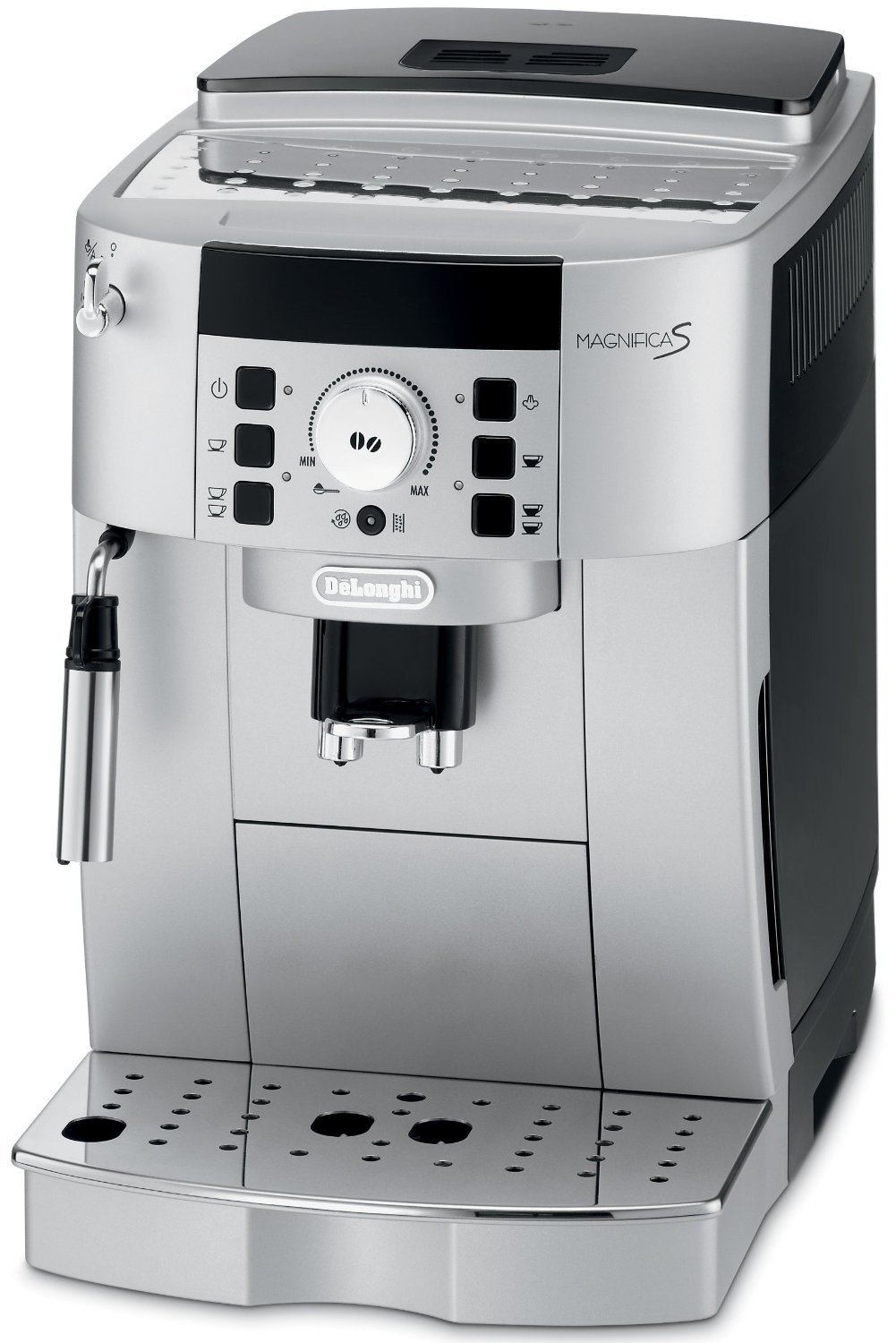 DeLonghi ECAM22110SB Compact Automatic Cappuccino, Latte, and Espresso Machine