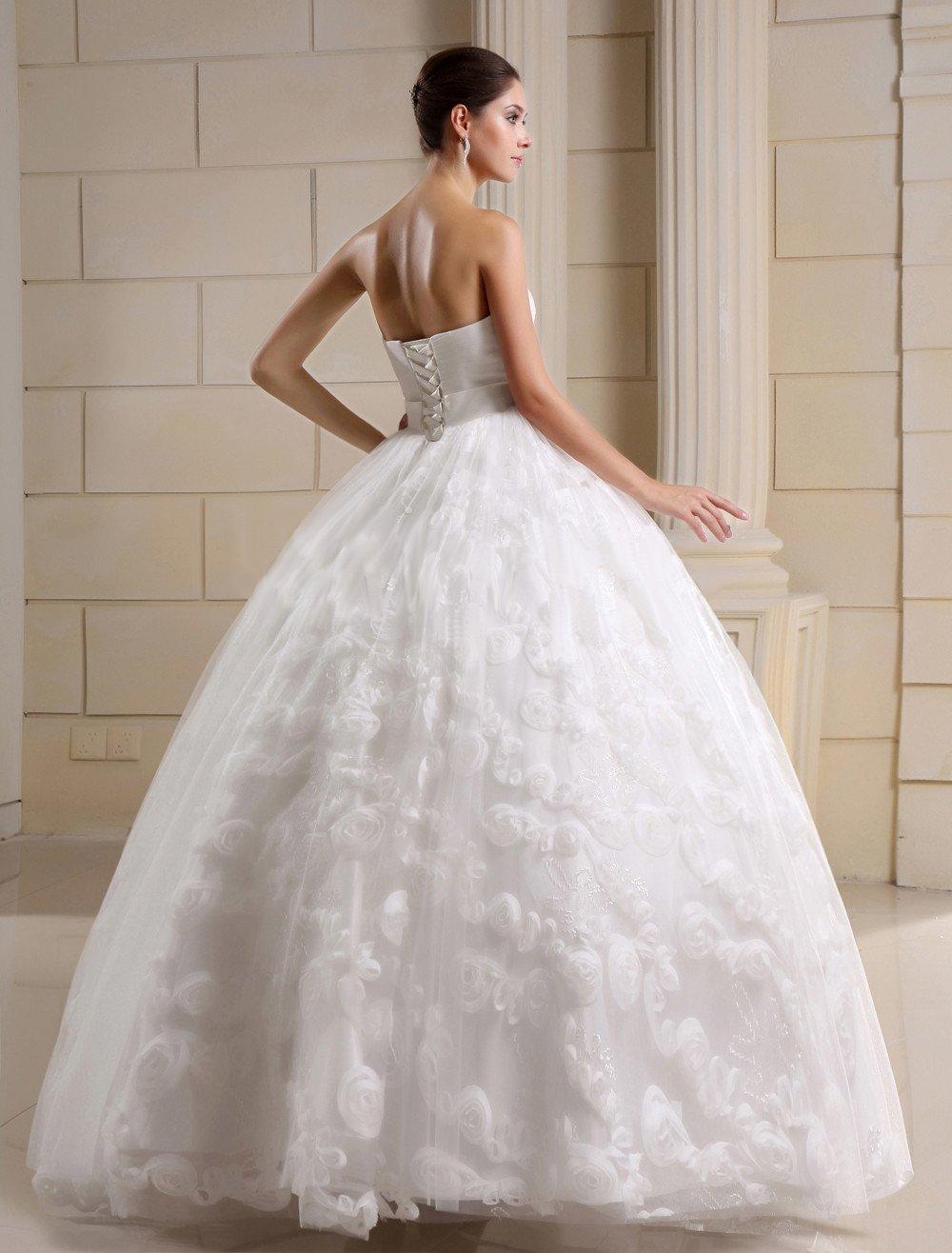 Ausgezeichnet Im Unteren Rücken Brautkleider Zeitgenössisch ...
