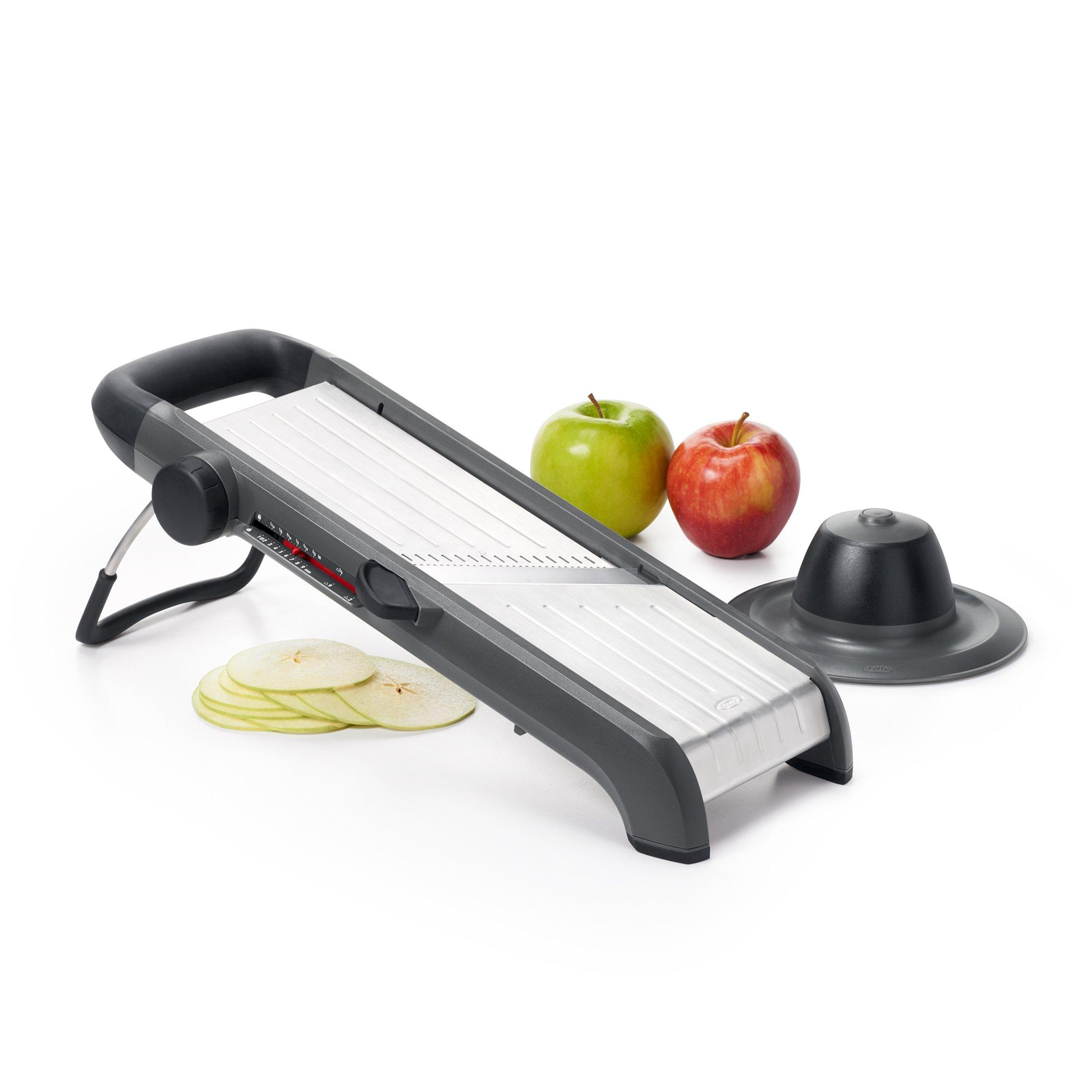Oxo Good Grips Profi – Rallador de Fruta y Verduras 2,0 - Mandolina Prof