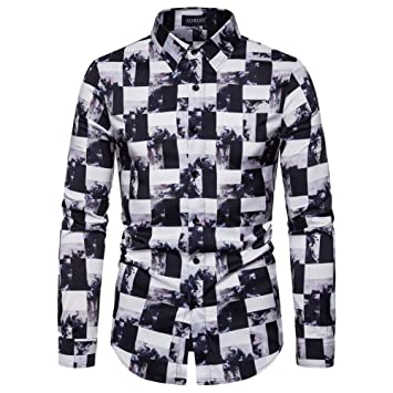 G&Armanis shop Polo Casual para Hombre Nuevo, Camisa de Manga ...