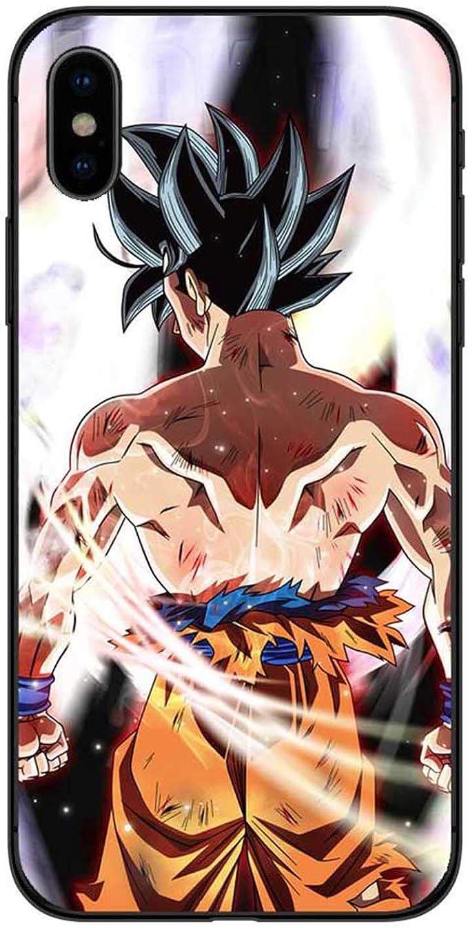 Coque en Silicone Souple Goku Dragon Ball Super Ultra Instinct ...