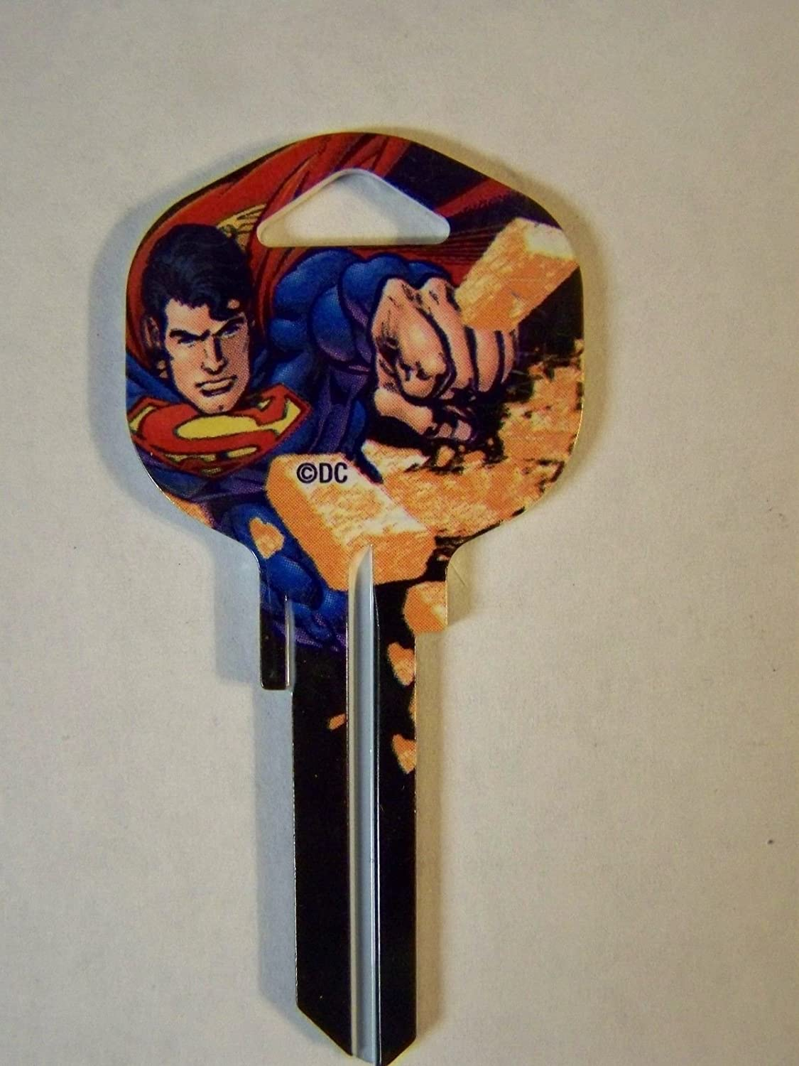 DC Comics Blank Door Key SUPERMAN - GIFT