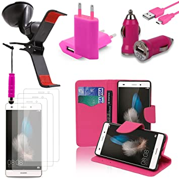 Huawei-L21 P8lite ALE/P8-L04: ALE lite-Funda para accesorios ...