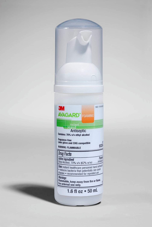Amazon Com 3m Avagard Foaming Instant Hand Antiseptic 70 V V