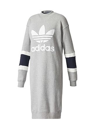 cad67658526ed robe sweat adidas femme