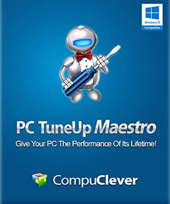PC TuneUp Maestro - 3 User License [Download]