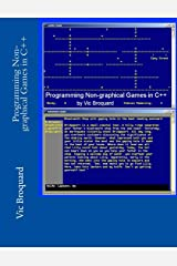 Programming Non-graphical Games in C++ Paperback