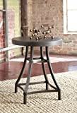 Ashley Furniture Signature Design - Starmore Round End Table - Rustic Contemporary Side Table - Brown