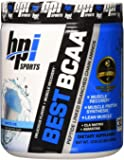 BPI Sports Best BCAA Powder, Branched Chain Amino Acids, Arctic Ice - Build Muscle, Improve Recovery and Enhanced Energy Levels 30 Servings, 5g BCAA