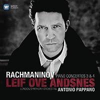 Rachmaninov: Piano Concertos No.3 & No.4