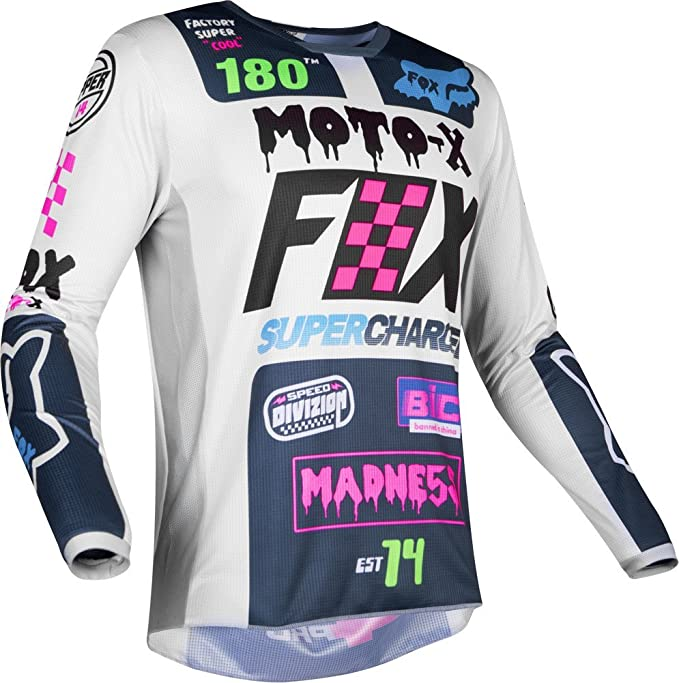 Fox Racing 2019 YOUTH 180 COTA Jersey and Pants Combo Offroad Riding Gear Red Large Jersey//Pants 24W