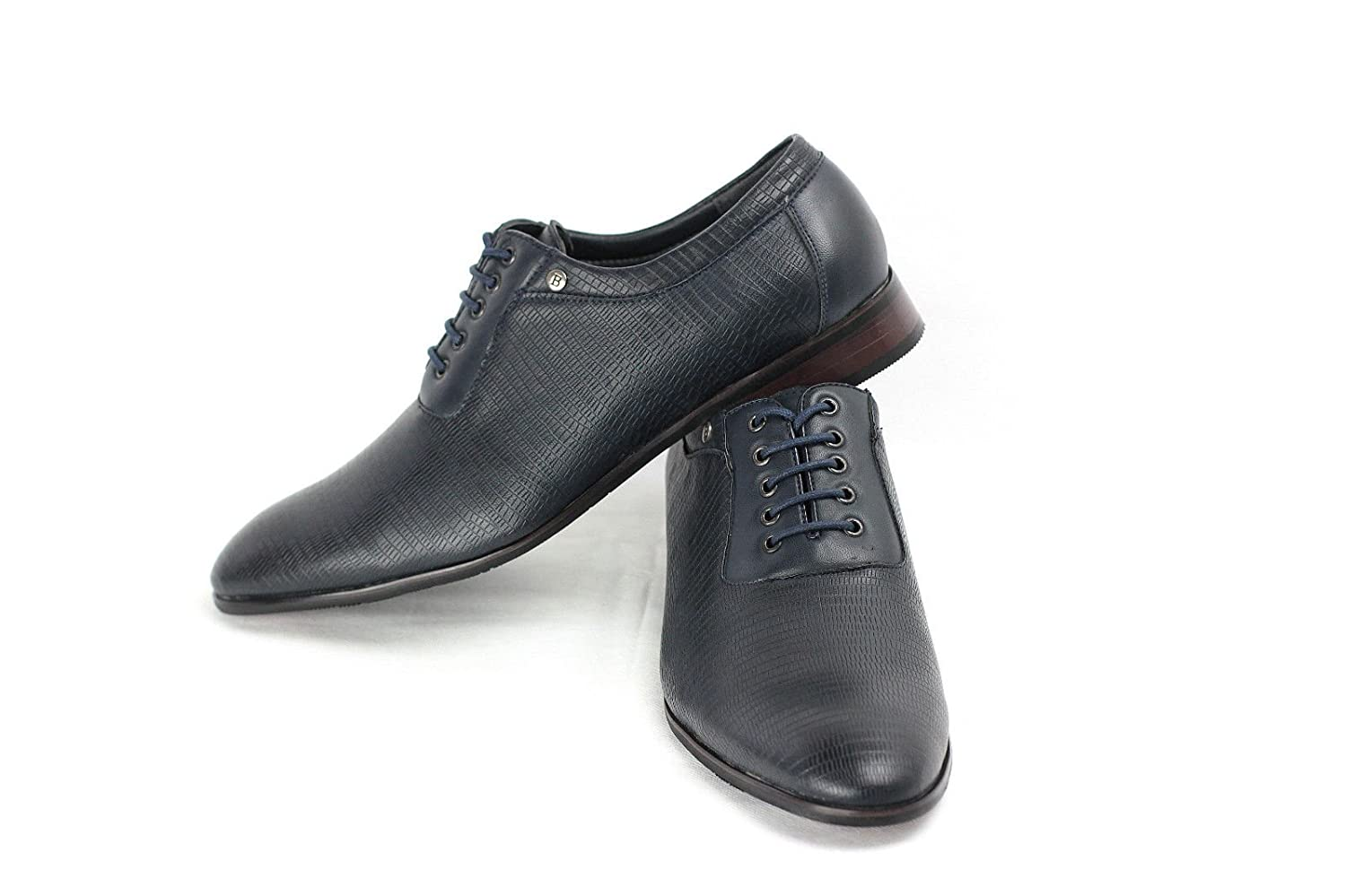 7485a236d51362 Chaussures Homme Mode Cuir Italien Look Style Oxford taille EU 23 7 8 9 10  11: Amazon.fr: Chaussures et Sacs