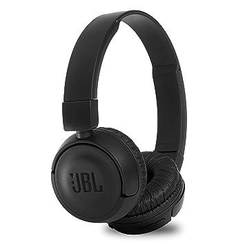 91460c2248d JBL Harman T450BT On-Ear Lightweight Foldable Bluetooth Headphones - Black