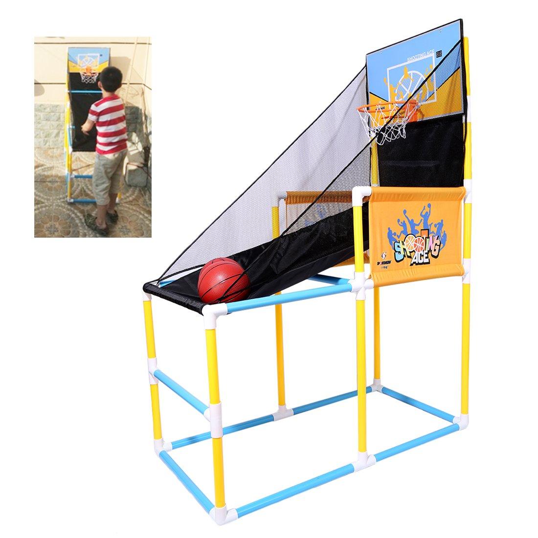 PINCHUANGHUI Automatic Scoring Basketball Shooting Machine Kids Teenagers Shooting Hoop by PINCHUANGHUI (Image #7)